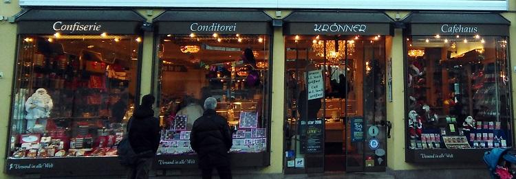 Konditorei & Kaffeehaus Krönner Garmisch