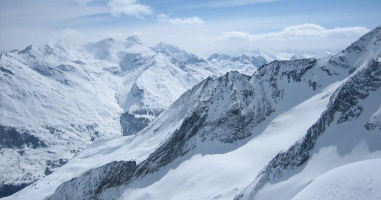 Alpy zimą: urlop w Alpach oczami Polki
