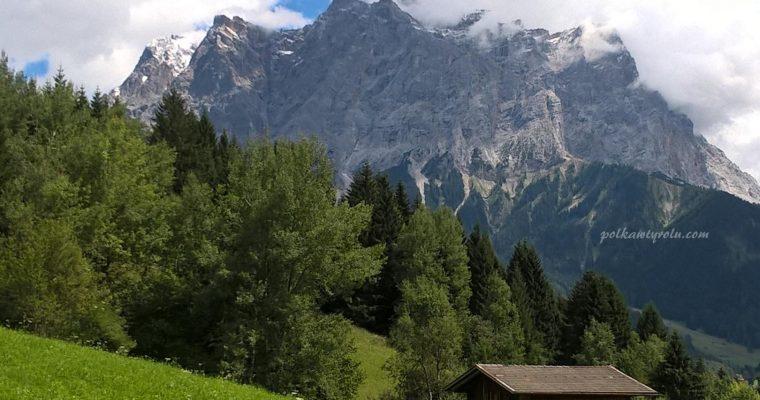 """Zugspitze: nie tylko """"Top of Germany"""""""