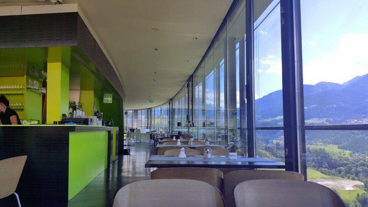 skocznia bergisel restaurant sky