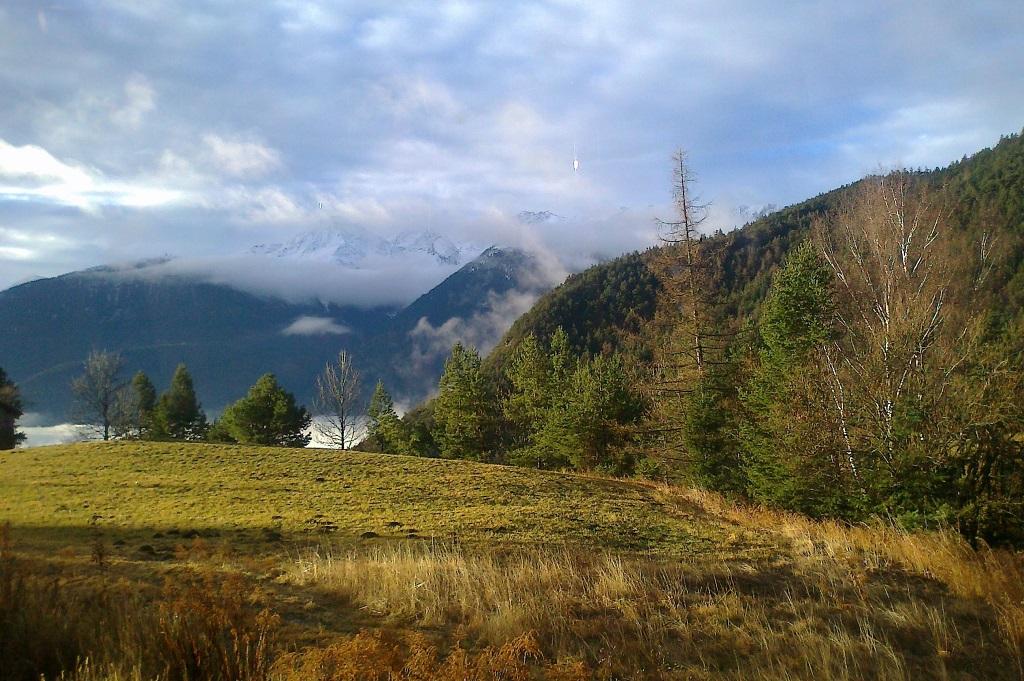 Przyjazd do Tyrolu