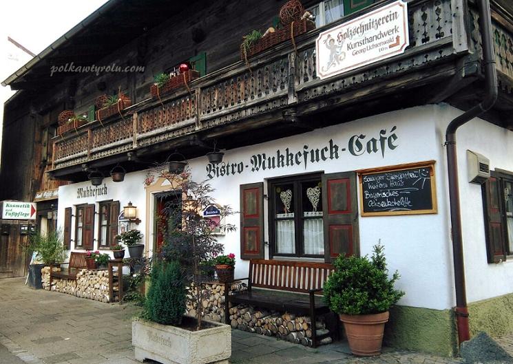 Cafe Mukkefuck Garmisch