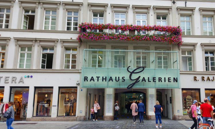 rathaus gallerien innsbruck