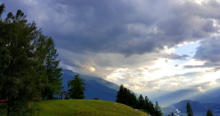 Tyrol poza szlakiem: Mösern – piękne miejsce bez komercji