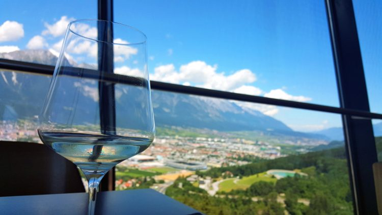 bergisel restaurant sky