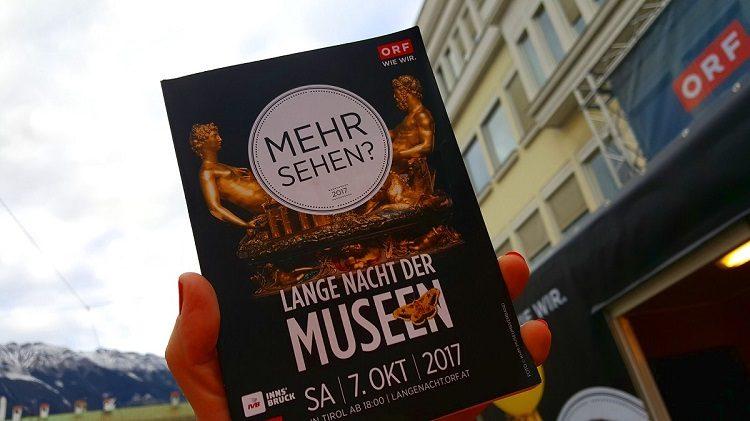 Noc Muzeów 2017 Innsbruck