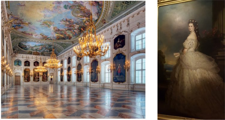 hofburg innsbruck riesensaal noc muzeów