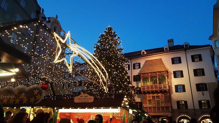 jarmarki bożonarodzeniowe w tyrolu