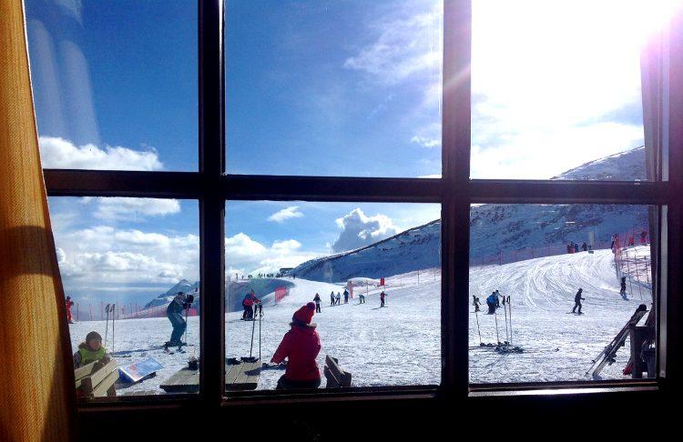 na narty ski bar