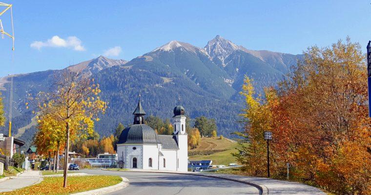 Seefeld in Tirol –  Alpy w pigułce  [SEEFELD-MINI-GUIDE]
