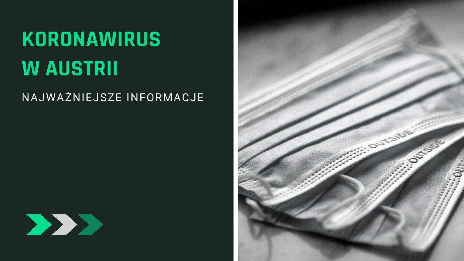 Koronawirus – aktualna sytuacja w Austrii i Tyrolu [wpis aktualizowany na bieżąco]
