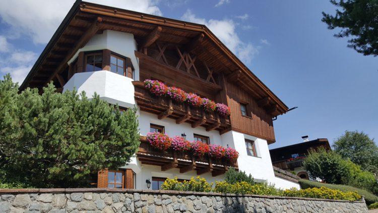 hotele w Tyrolu