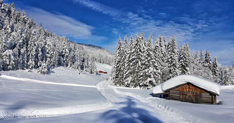Alpy zimą. Co robić, jeżeli nie jeździmy na nartach?  5 pomysłów