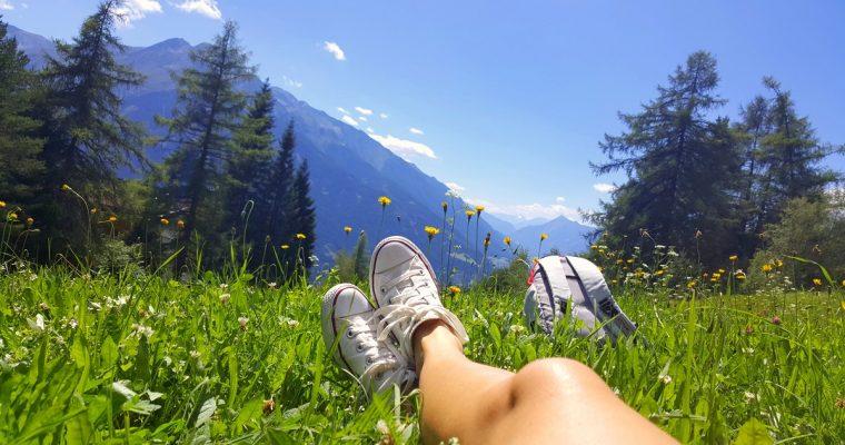 7 powodów, aby (nie) jechać w Alpy latem