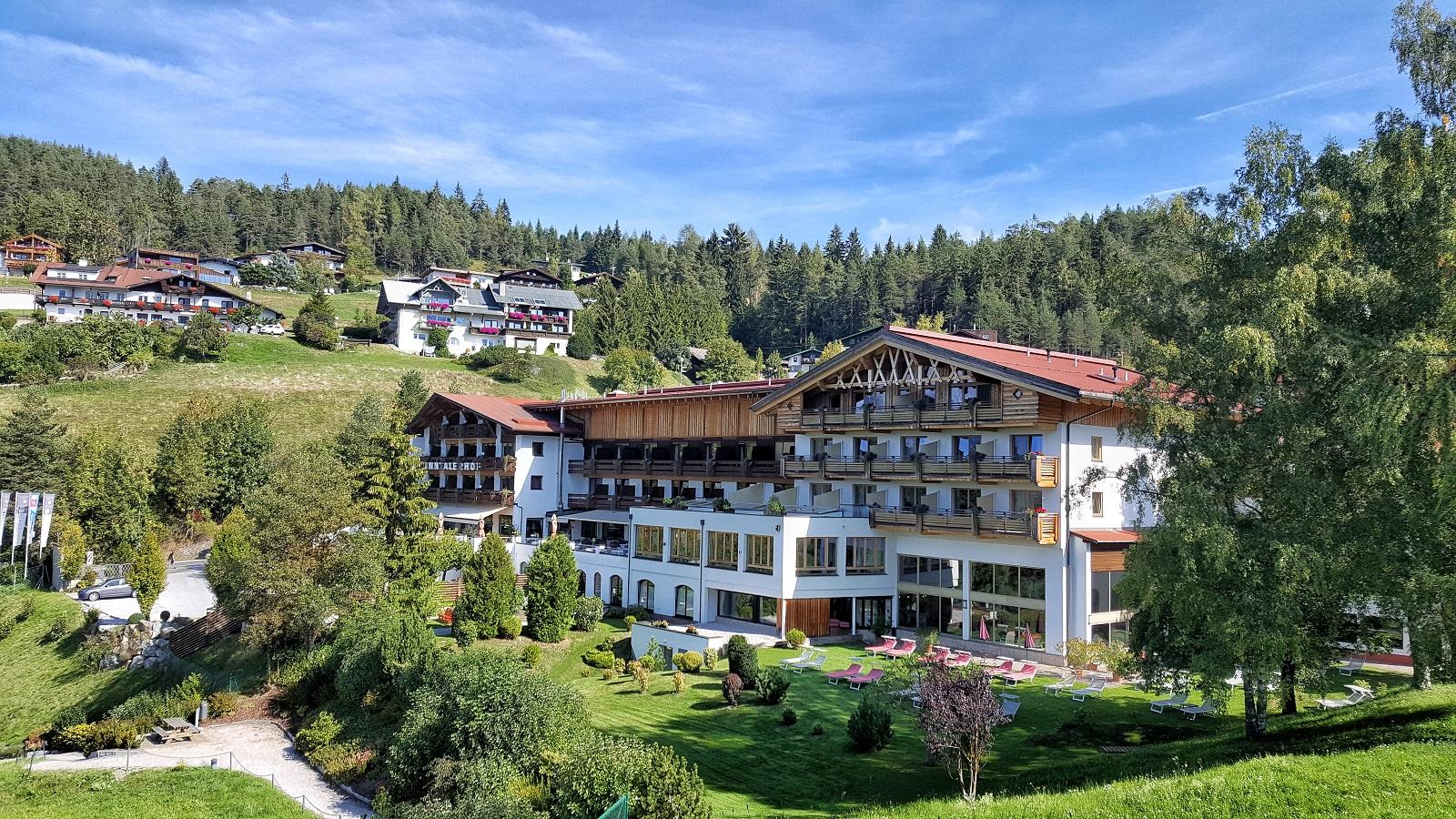 Recenzja: Panoramahotel Inntalerhof – hotel sportowców i cudów natury