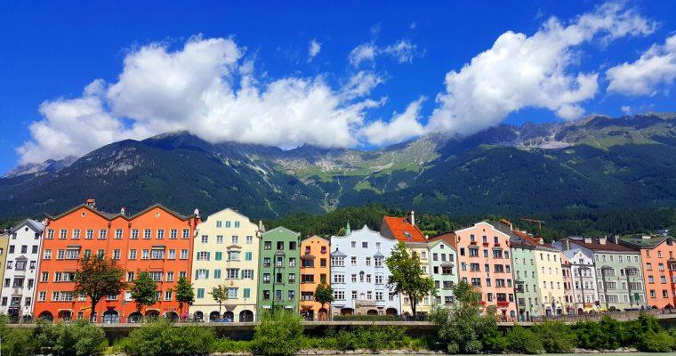 Innsbruck, stolica Tyrolu. City break w trzy godziny