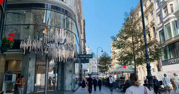Swarovski, znana na całym świecie marka powstała 125 lat temu w Tyrolu